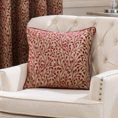 Red Willow Collection Filled Cushion