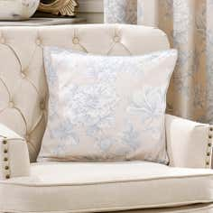 Blue Mariella Collection Filled Cushion