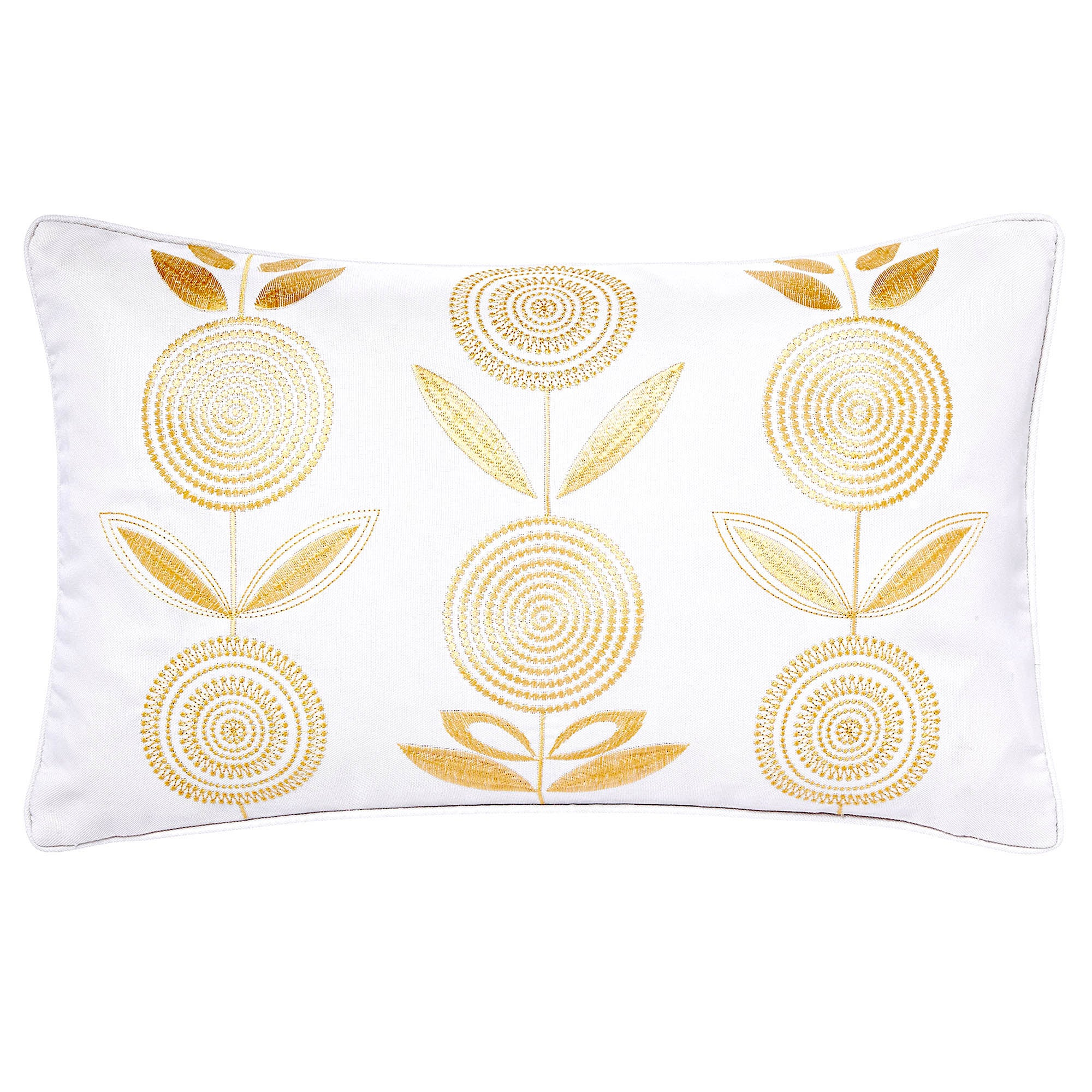 Ochre Annika Collection Cushion