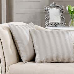 Hotel Silver Ombre Collection Cushion