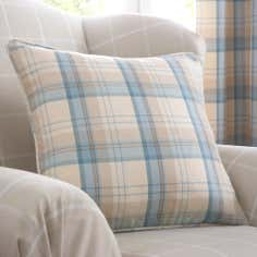 Duck Egg Balmoral Collection Cushion