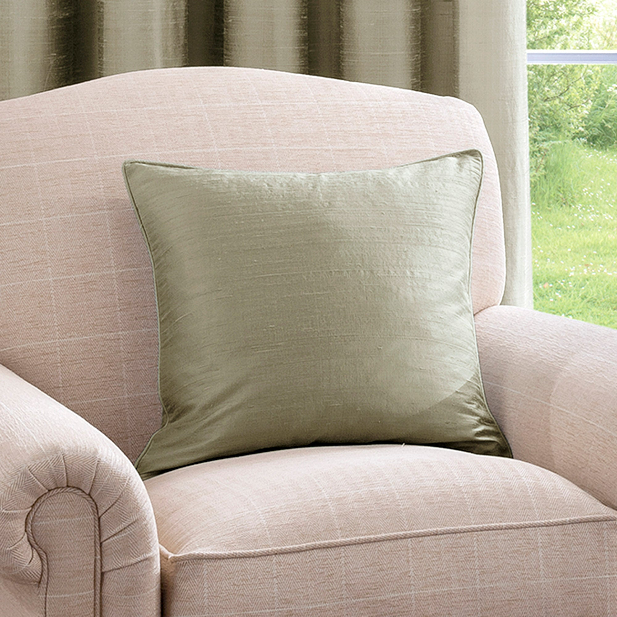 Dorma Duck Egg Beresford Collection Cushion