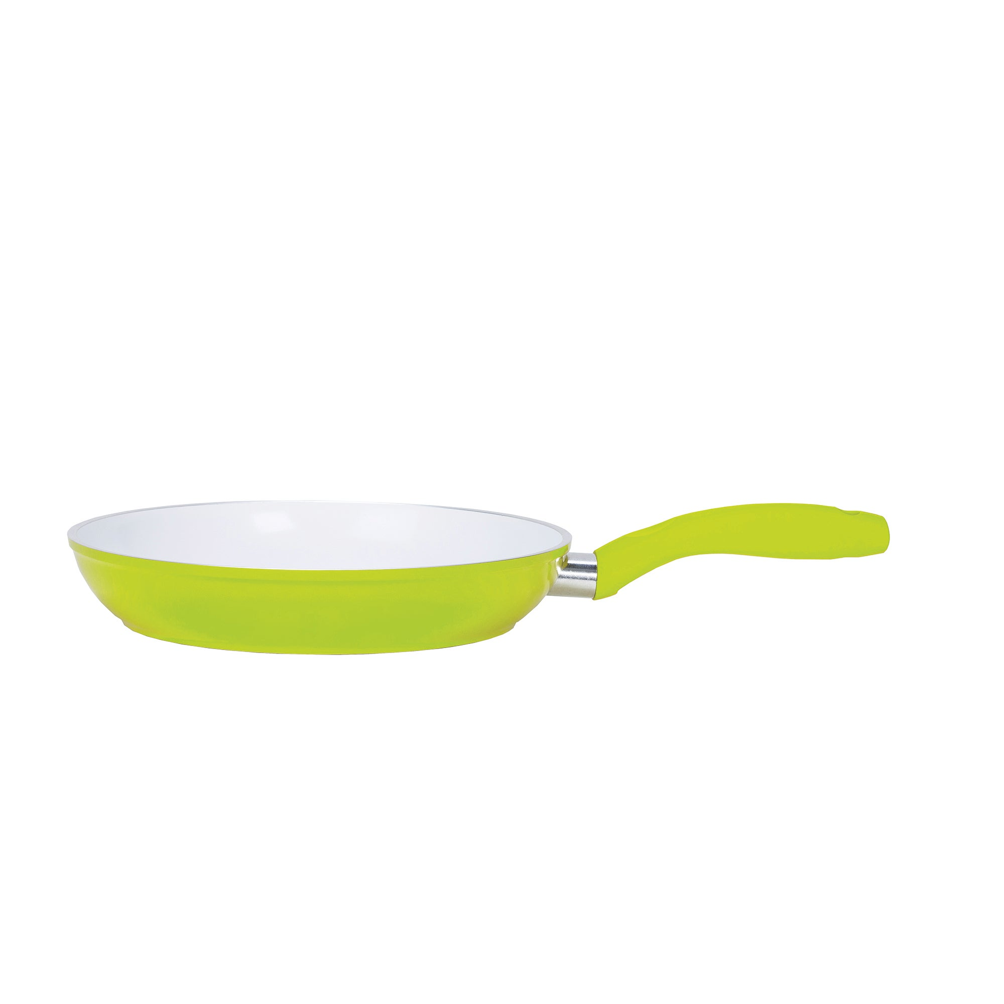 JML Ceracraft 24cm Green Frying Pan