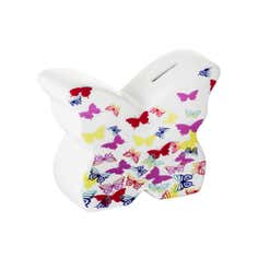 Kids Bright Butterflies Collection Money Box