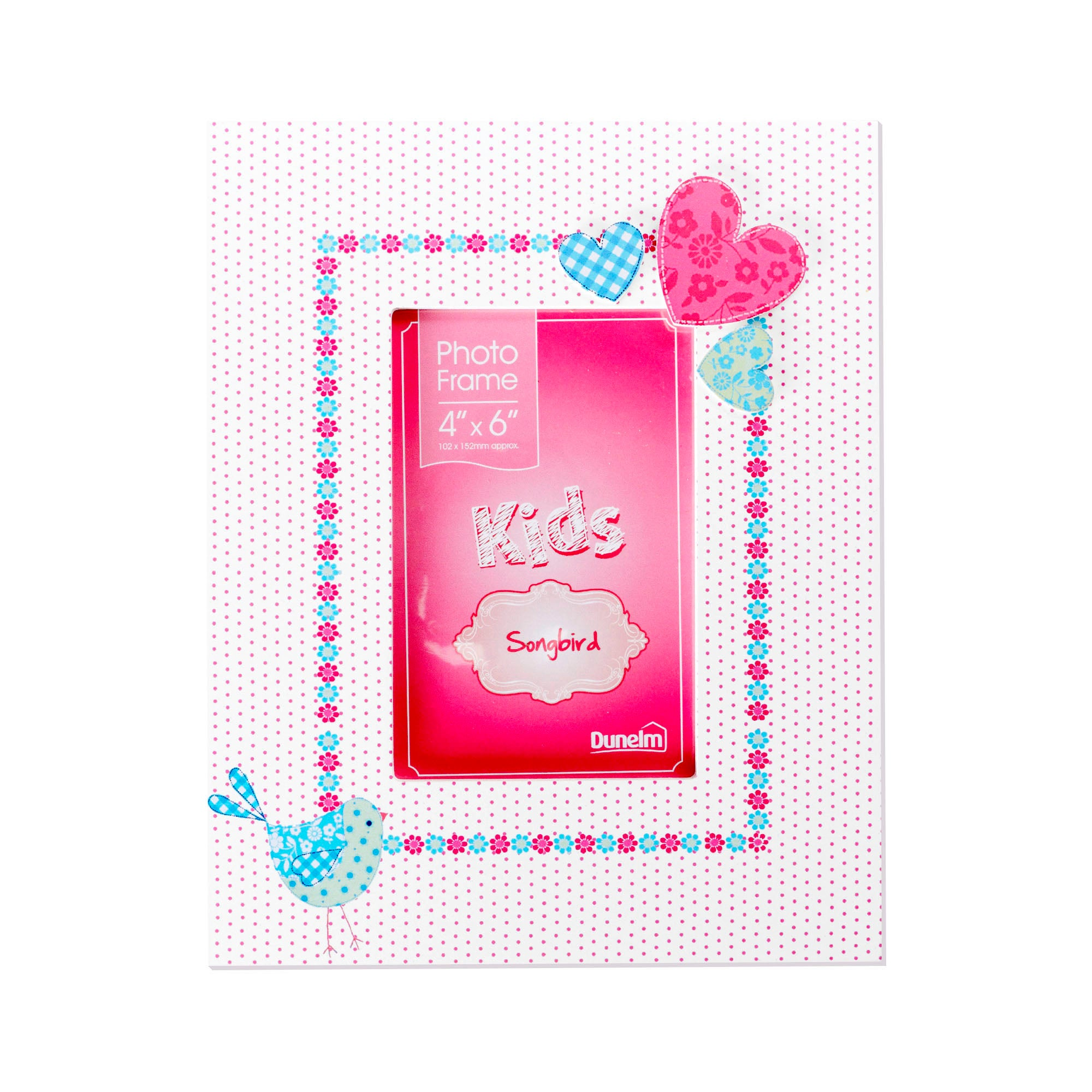 Kids Songbird Collection Photo Frame