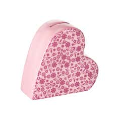 Kids Pink Songbird Collection Money Box