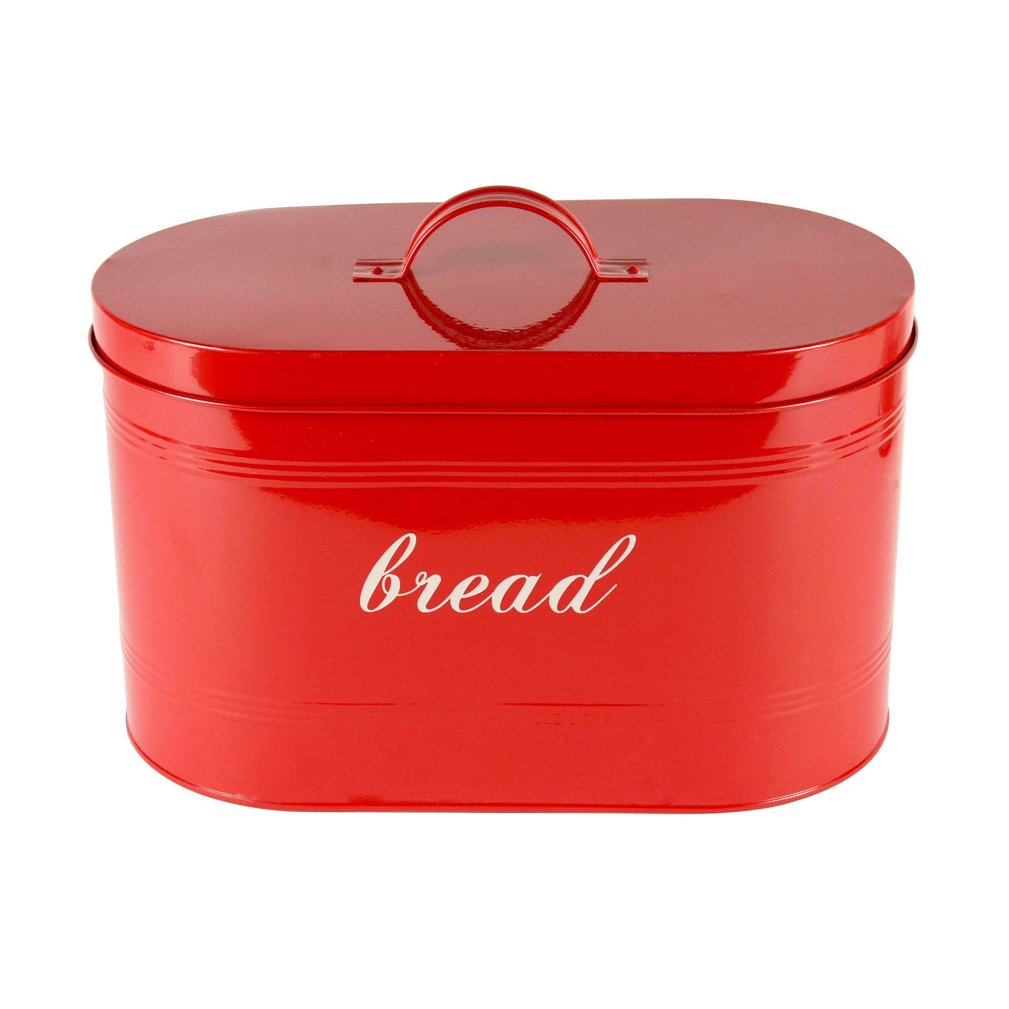 Farmhouse Collection Oval Bread Bin