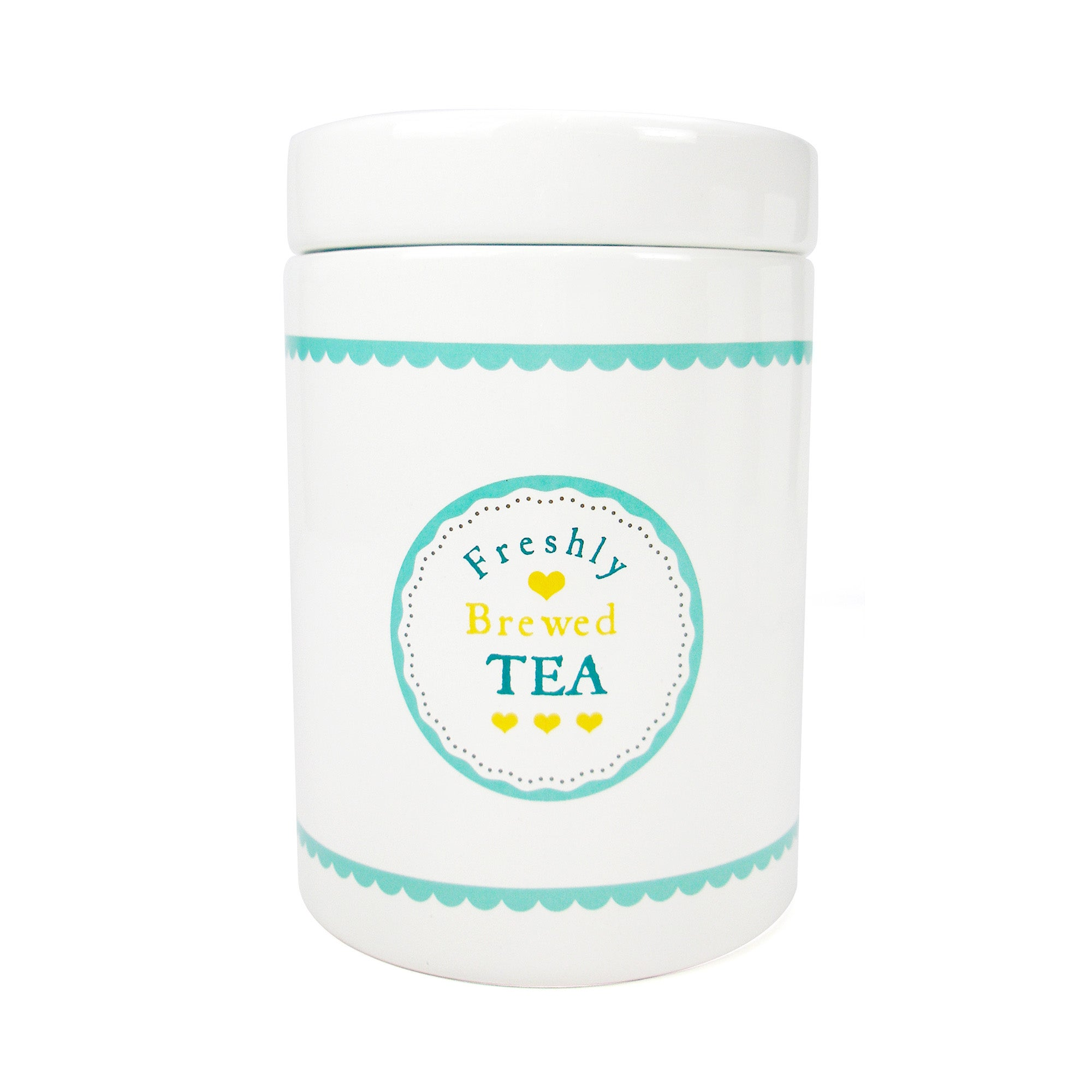 Zest Collection Tea Canister
