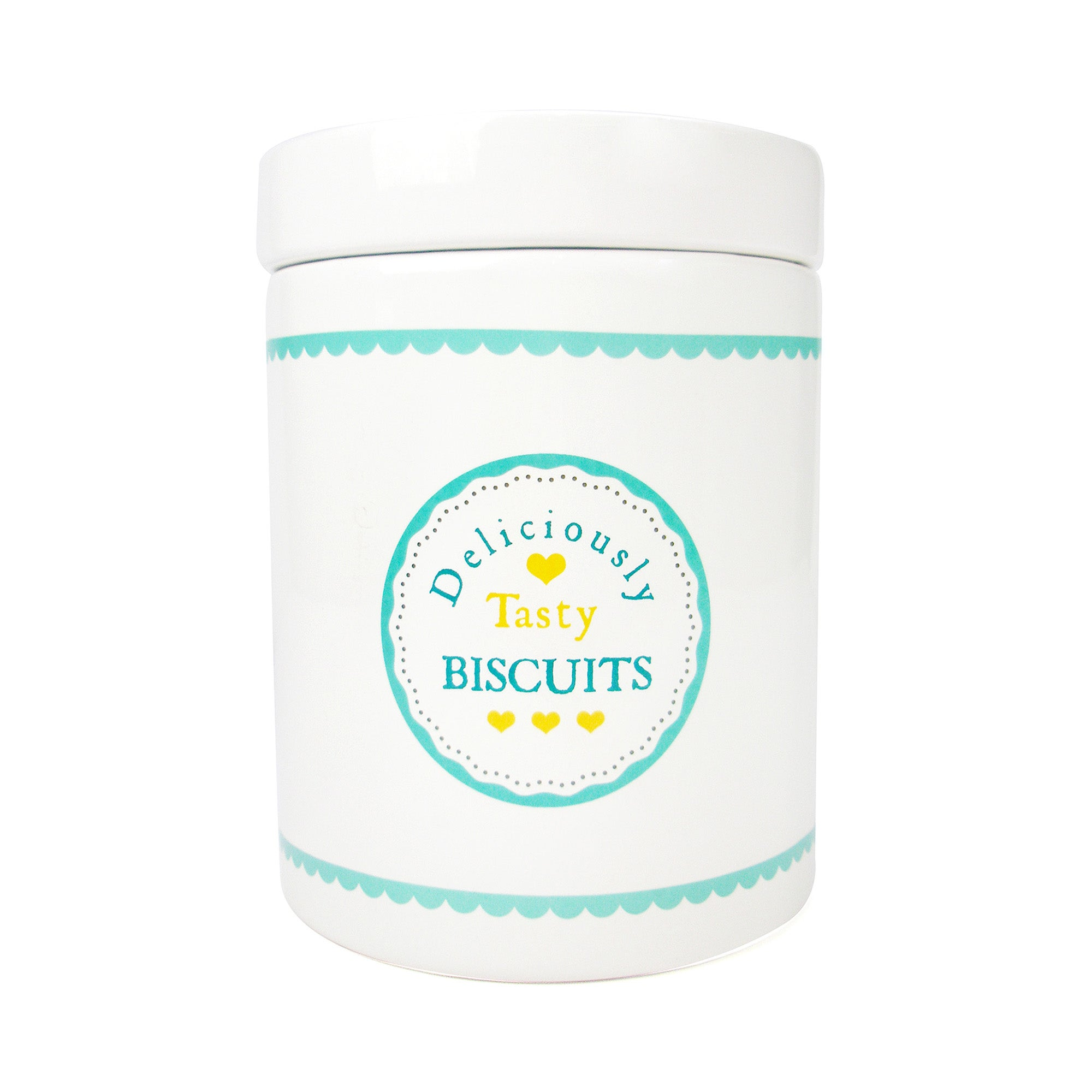 Zest Collection Biscuit Canister