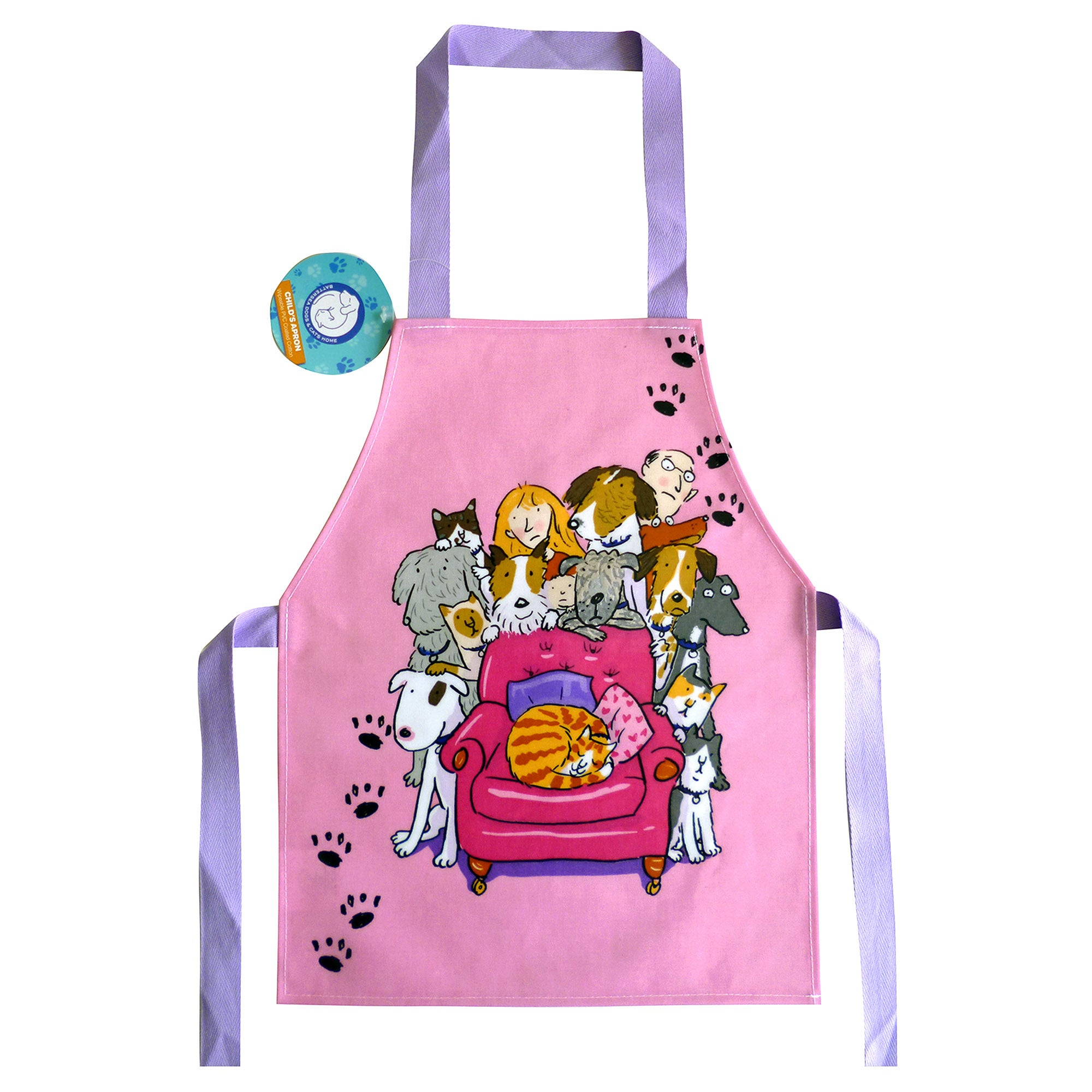 Battersea Cats and Dogs Home Apron