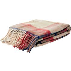 Max & Mabel Plaid Pet Blanket