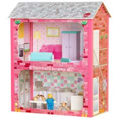 Plum Camden Court Dolls House