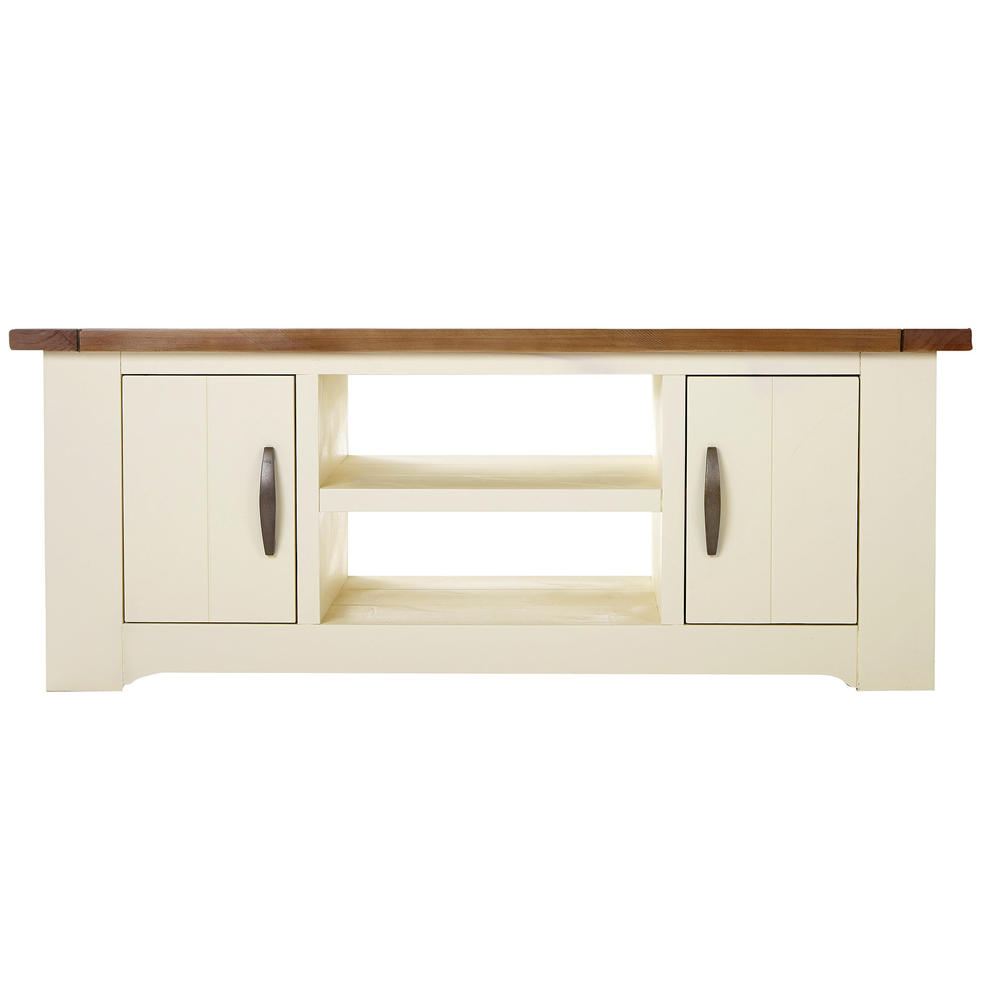 Loxley Cream Corner TV Unit