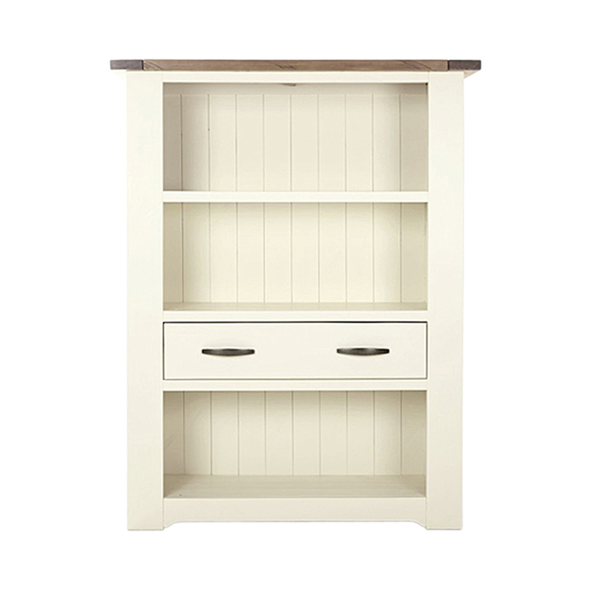 Loxley Cream Large Bookcase