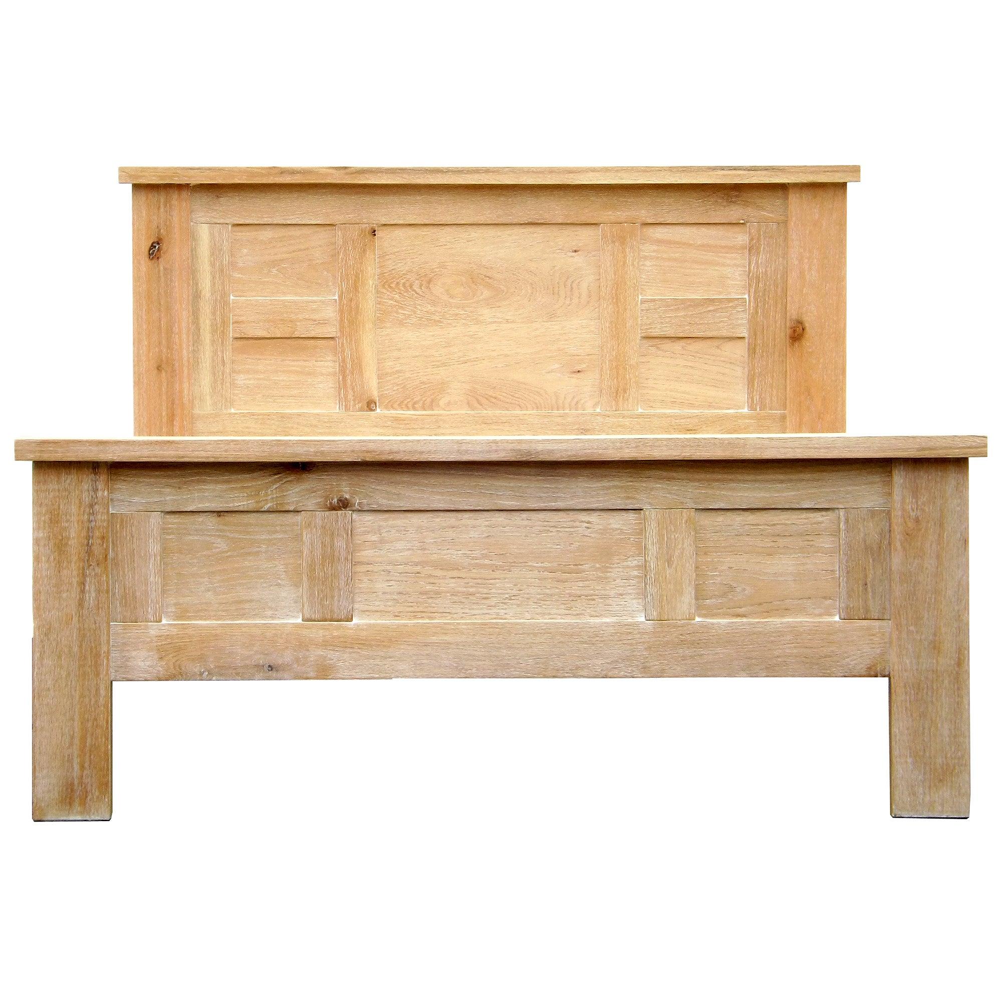 Henley Washed Oak Bedstead