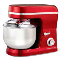 Morphy Richards Accents 400003 Red Stand Mixer