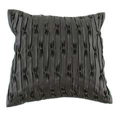 Black Madeleine Cushion