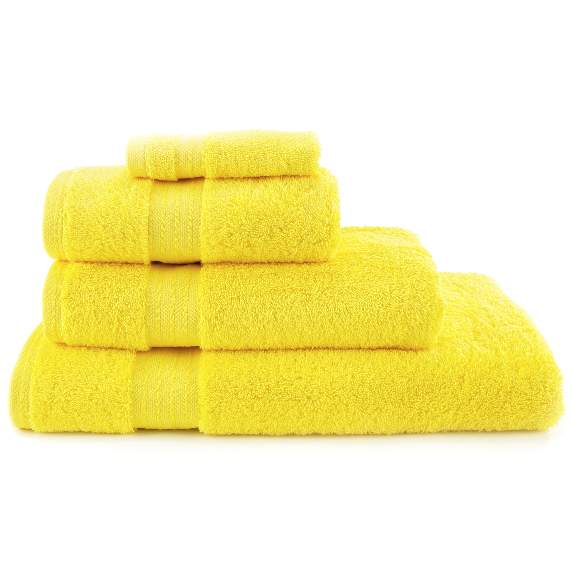 Canary 100% Egyptian Cotton Towels