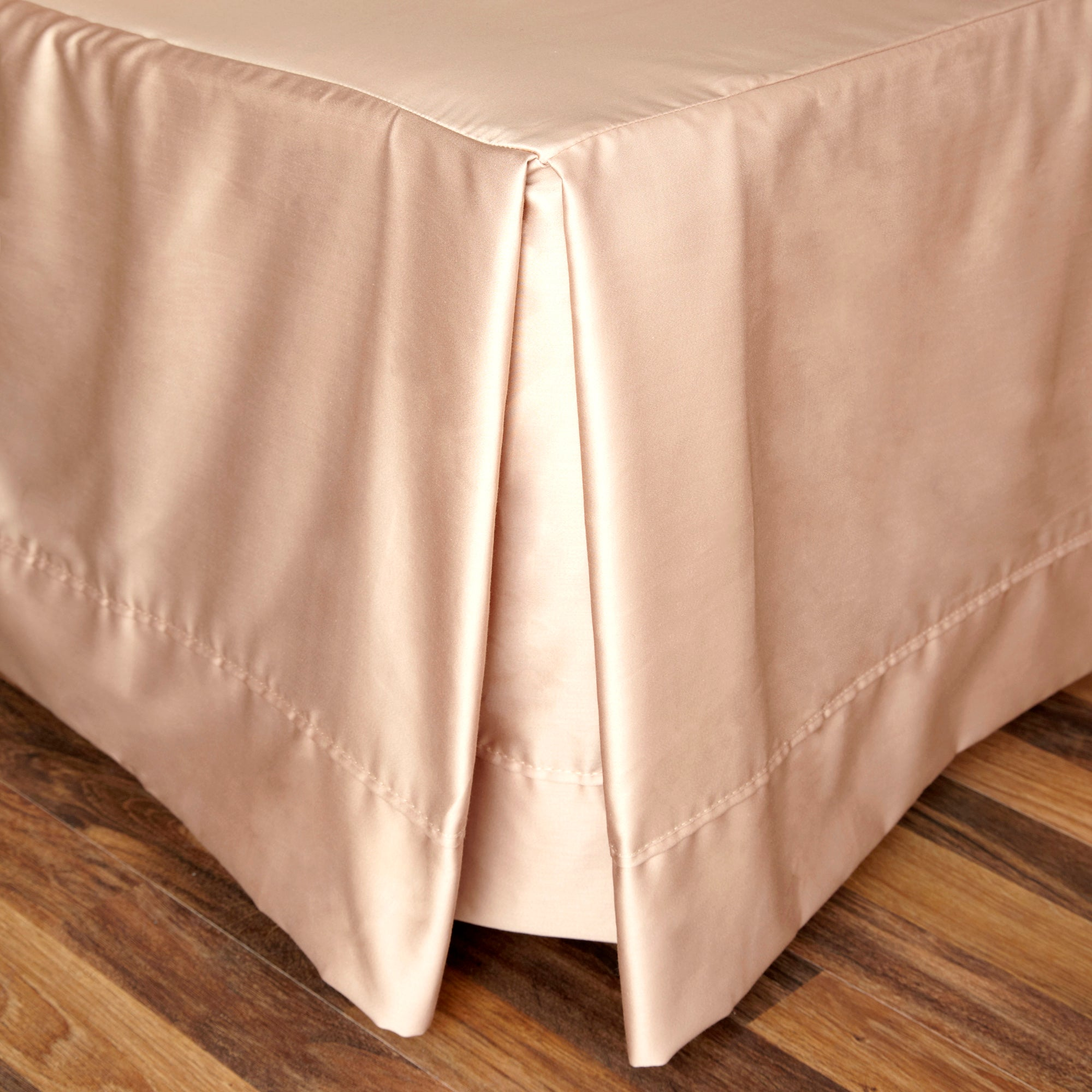 Dorma Camel 350 Thread Count Plain Dye Collection Valance