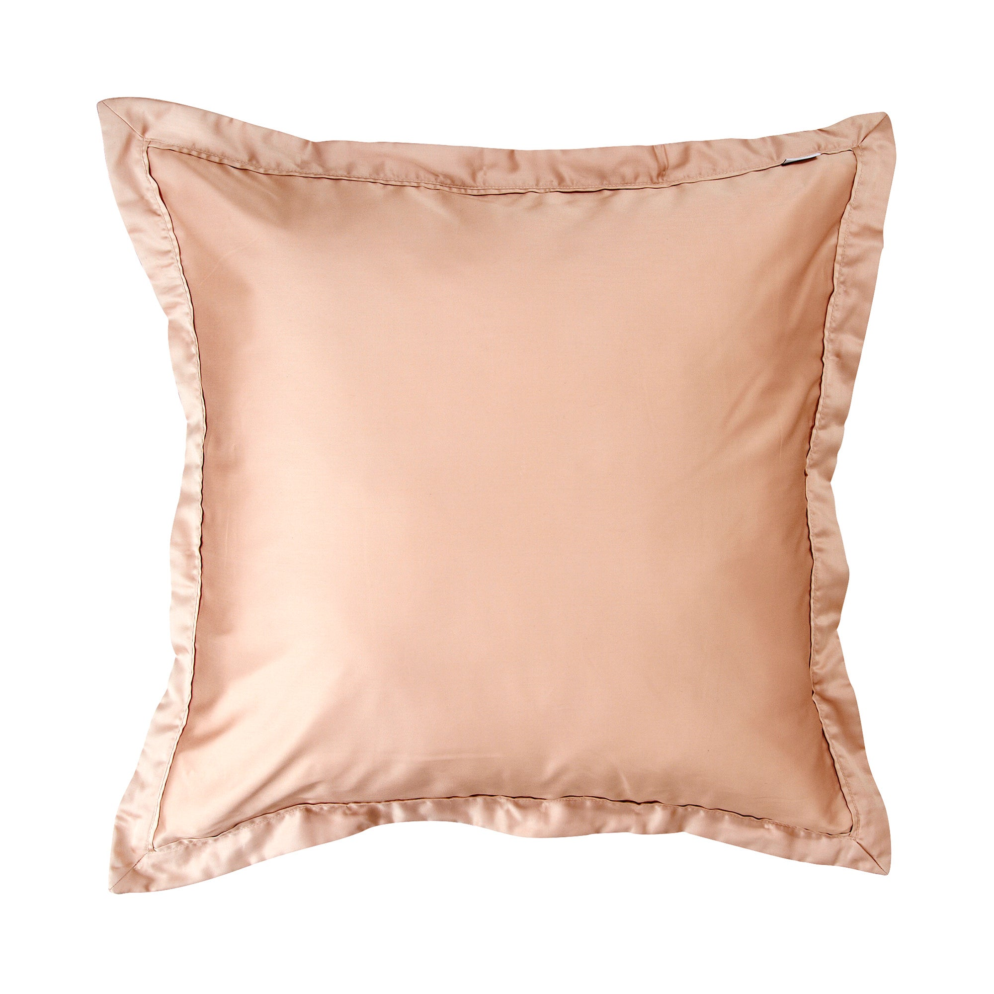 Dorma Camel 350 Thread Count Plain Dye Collection Continental Pillowcase