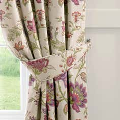 Dorma Plum Bloomsbury Collection Tiebacks
