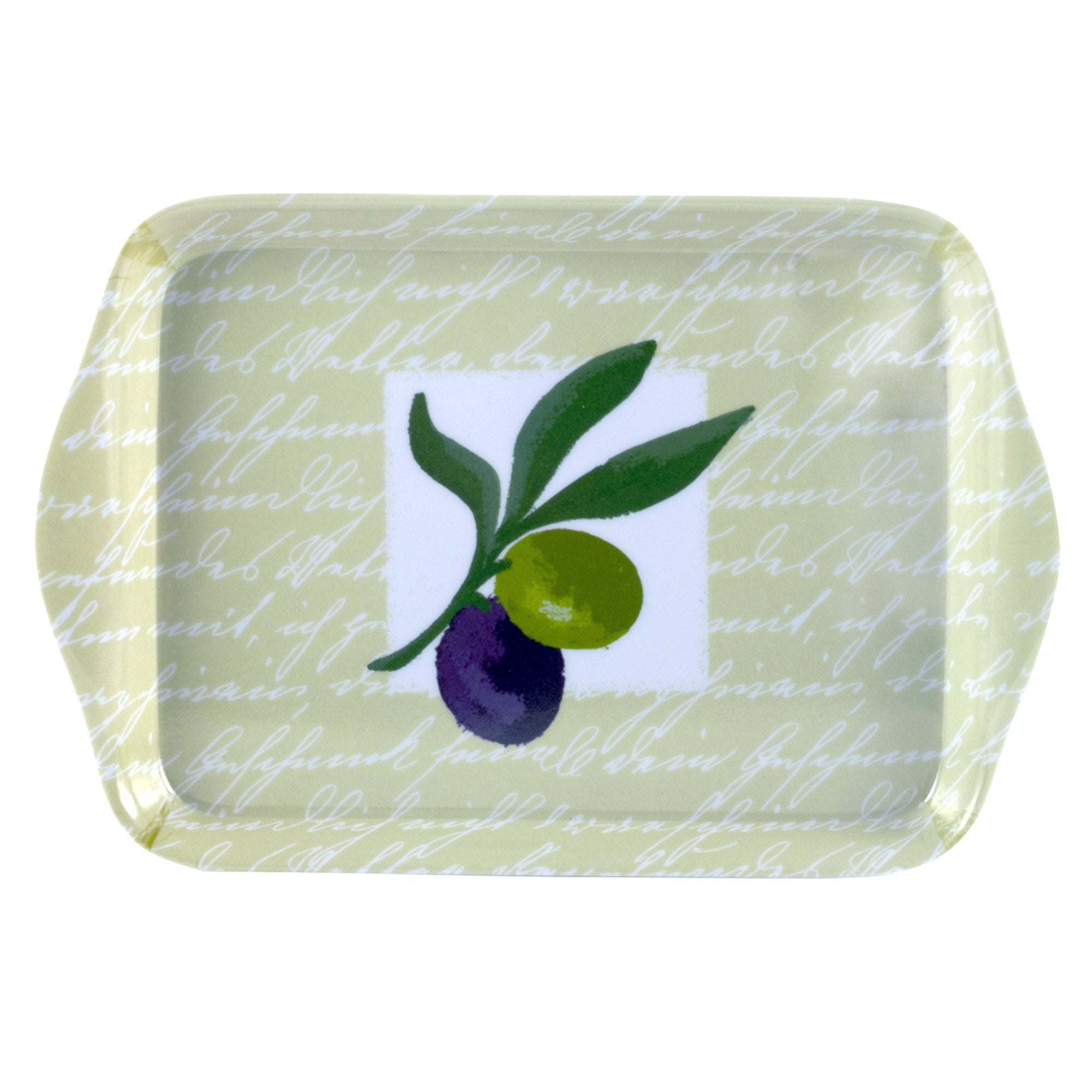 Olive Scatter tray
