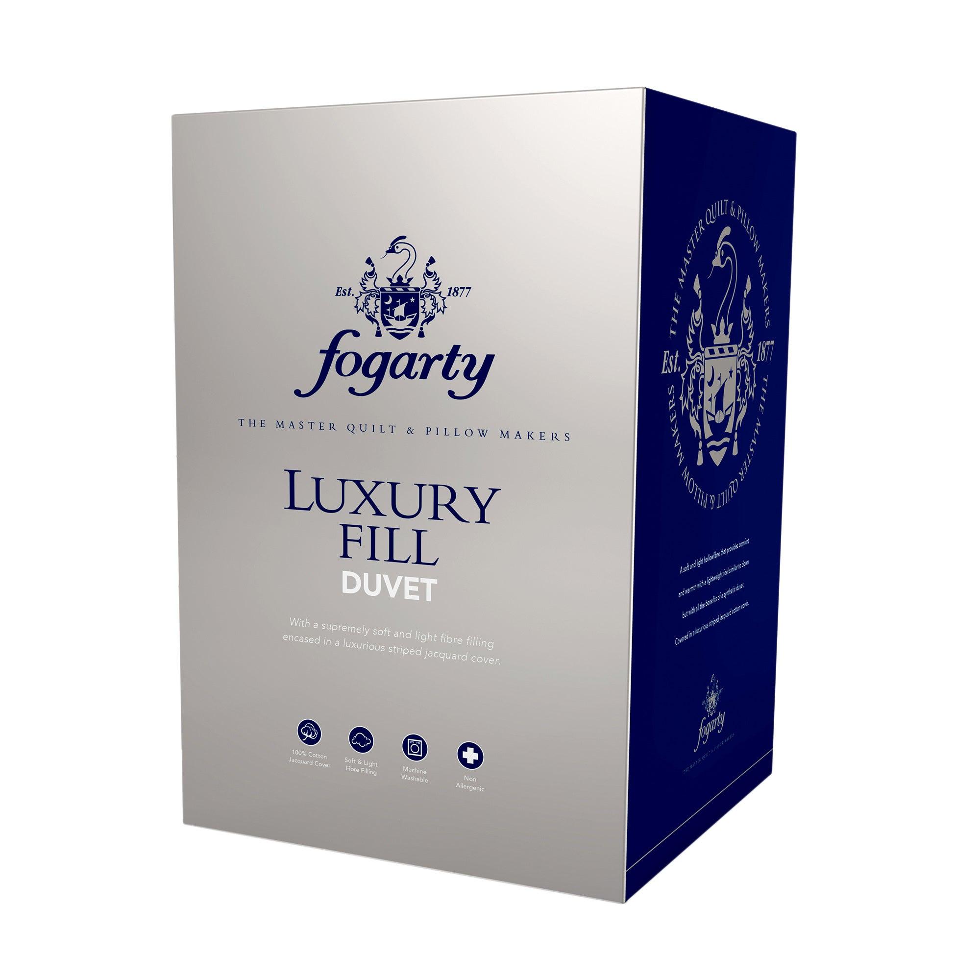 Fogarty Luxury Fill 13.5 Tog Duvet