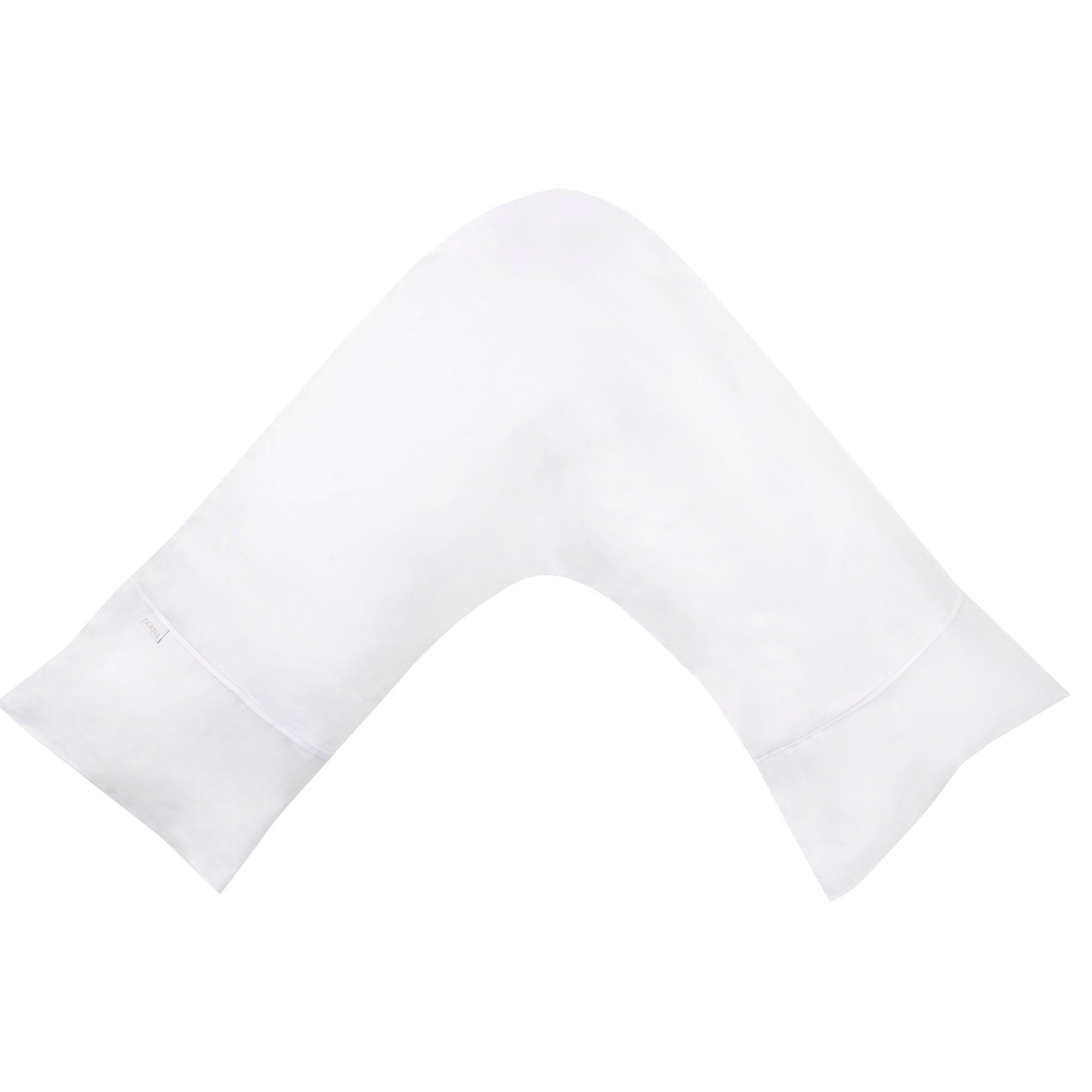Dorma 350 Thread Count V Shaped Pillowcase
