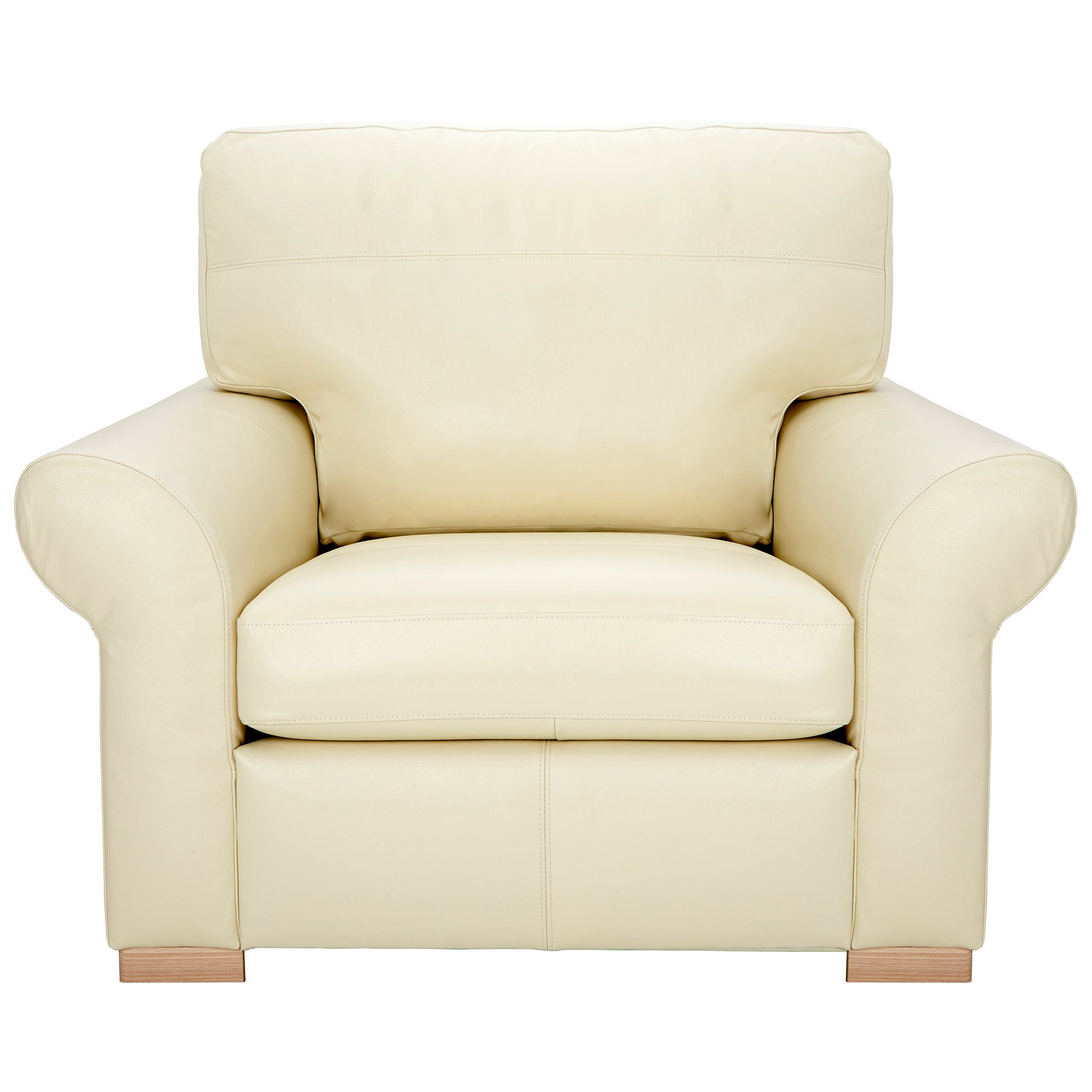 Finchley Collection Madras Leather Armchair