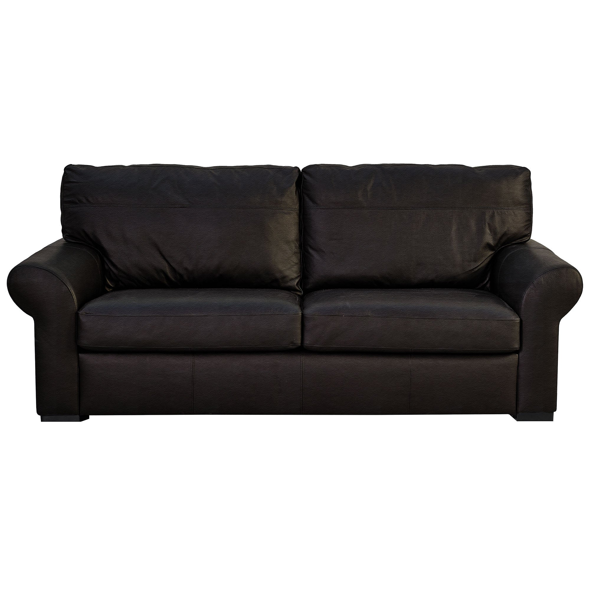 Finchley Collection Madras Large Leather Sofa