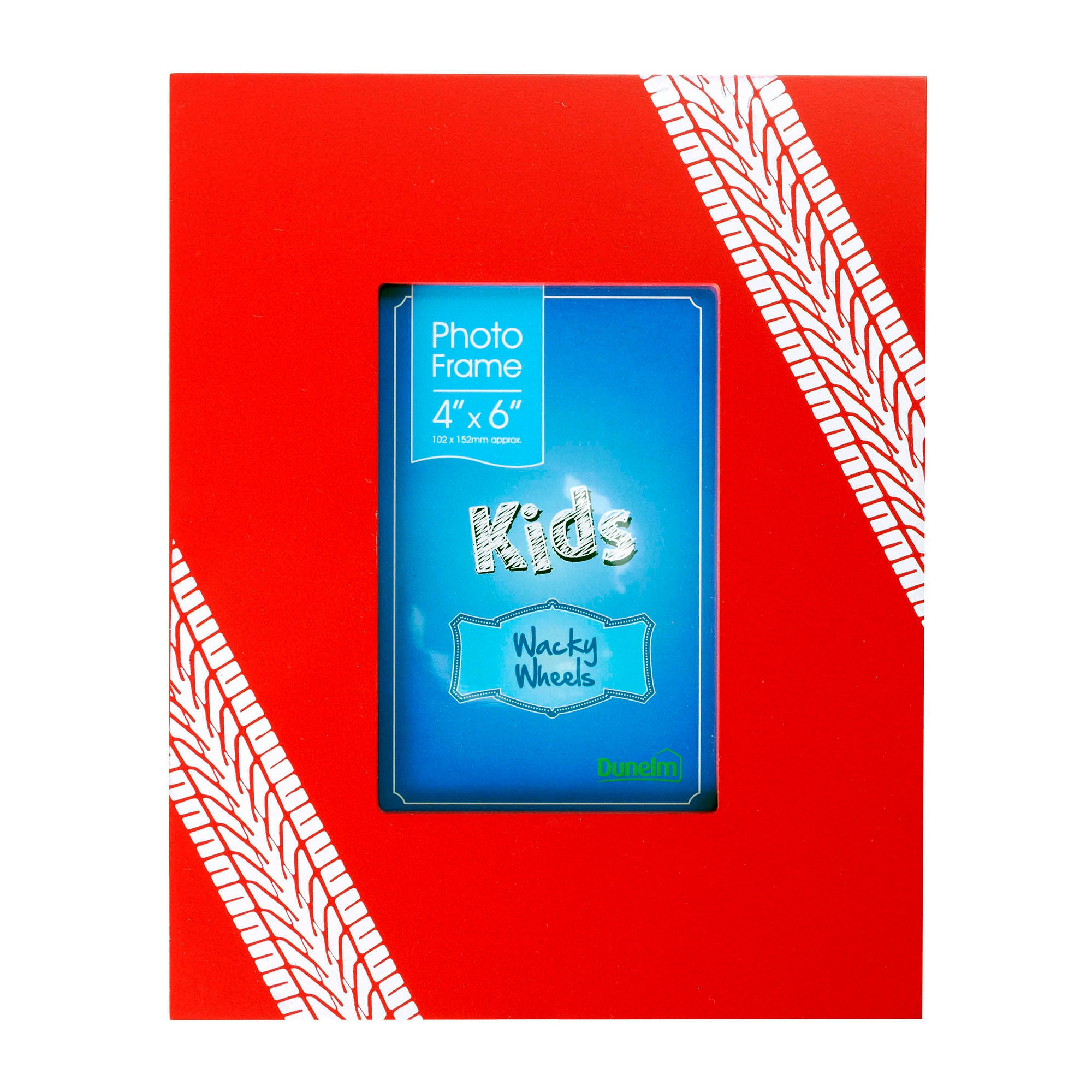 Kids Wacky Wheels Collection Photo Frame