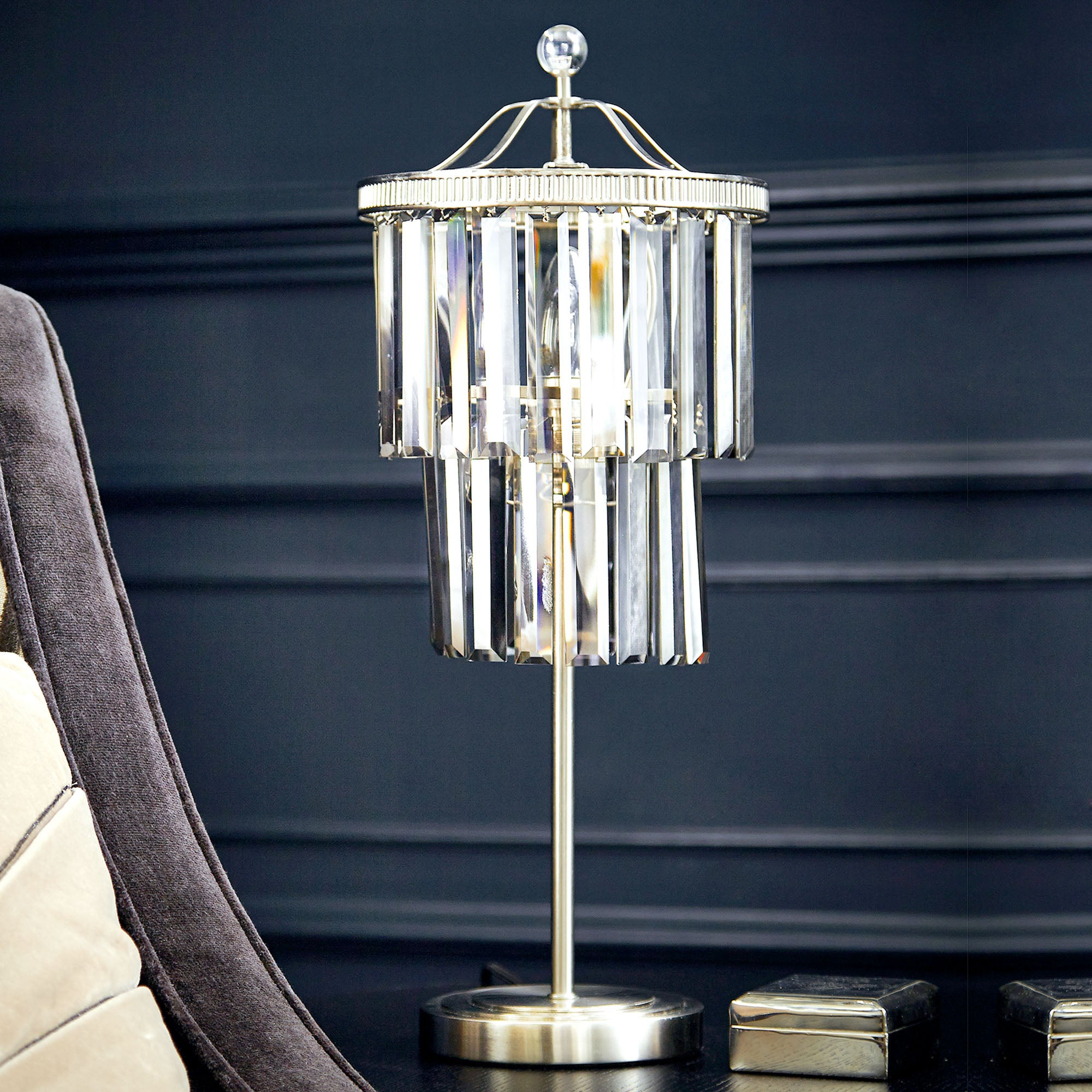 Dorma Fitzgerald Table Lamp