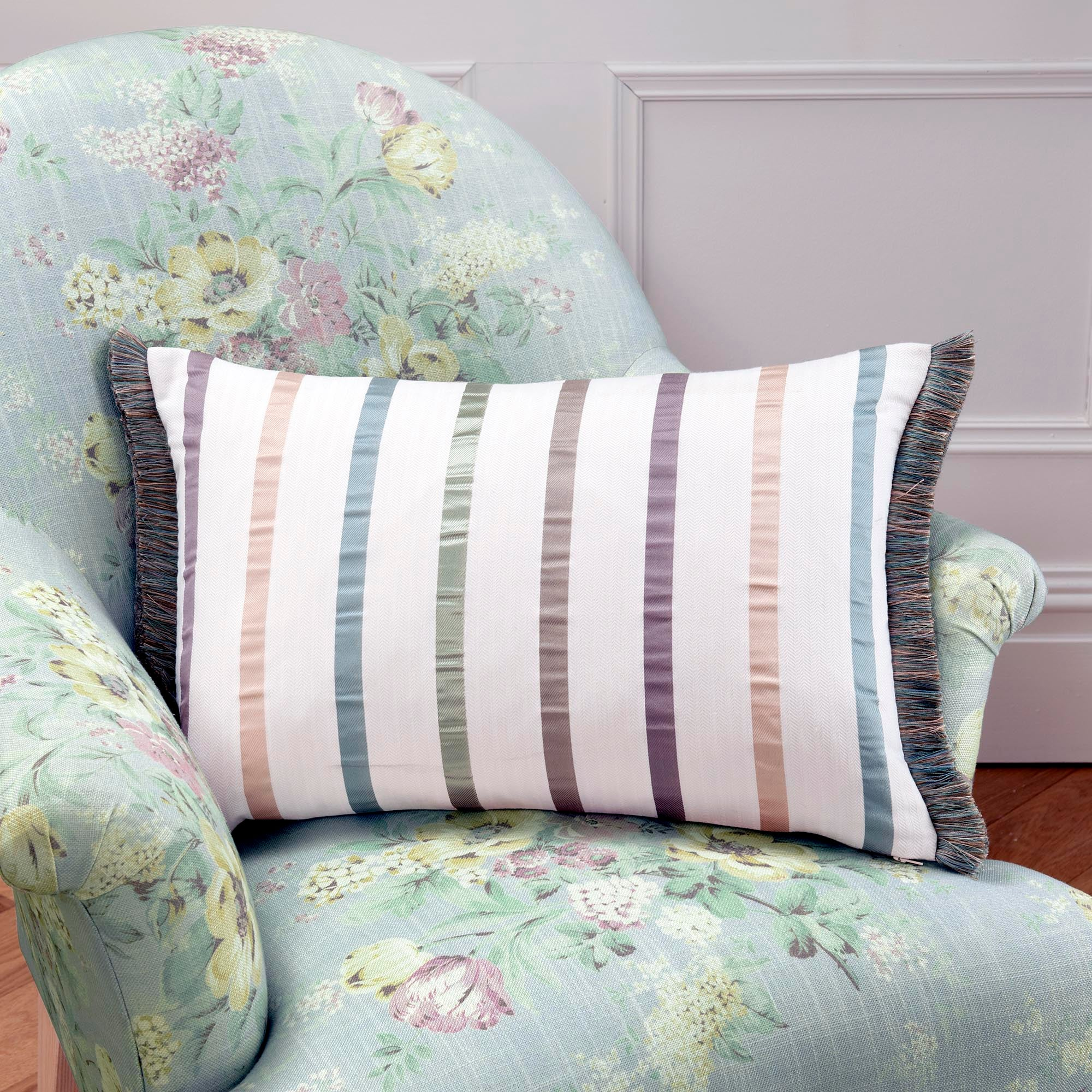 Dorma Ashby Stripe Cushion