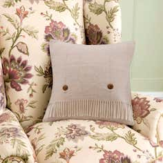 Dorma Natural Maldon Cushion
