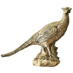 Dorma Gold Bird Ornament