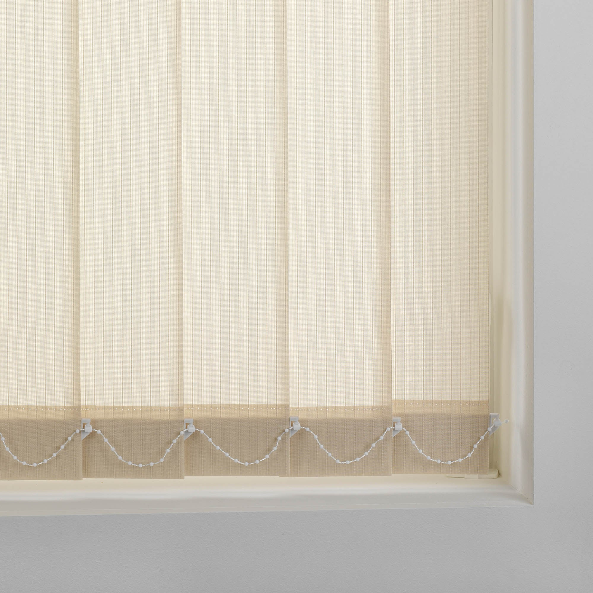 Sand Vertical Blind