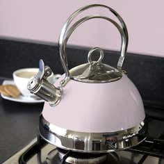 Candy Rose Collection Pink Stove Kettle