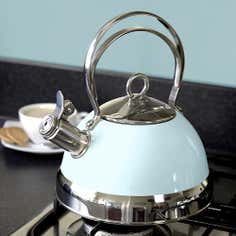 Candy Rose Collection Duck Egg Stove Kettle