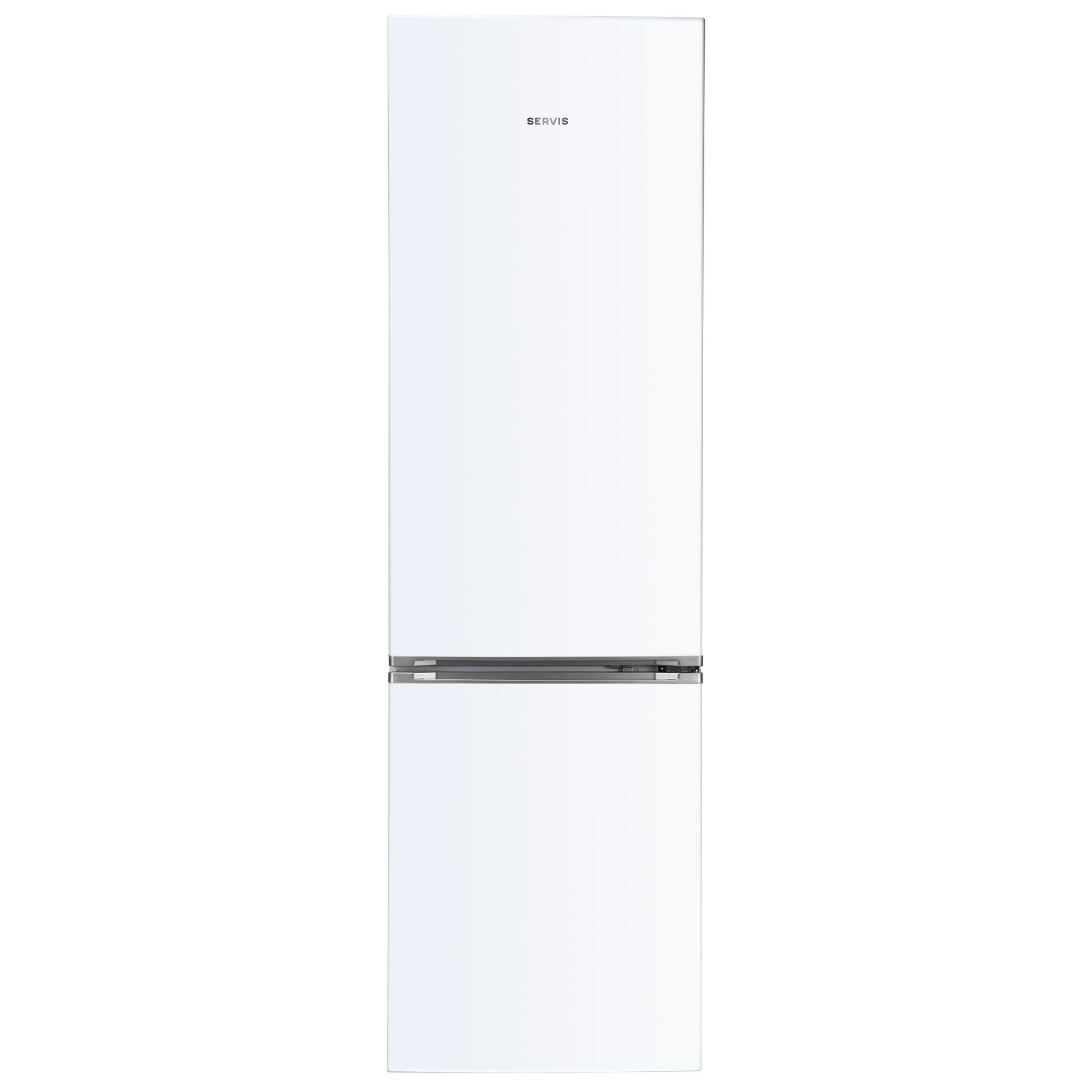 Servis CF60200NFW White Combi Fridge Freezer White