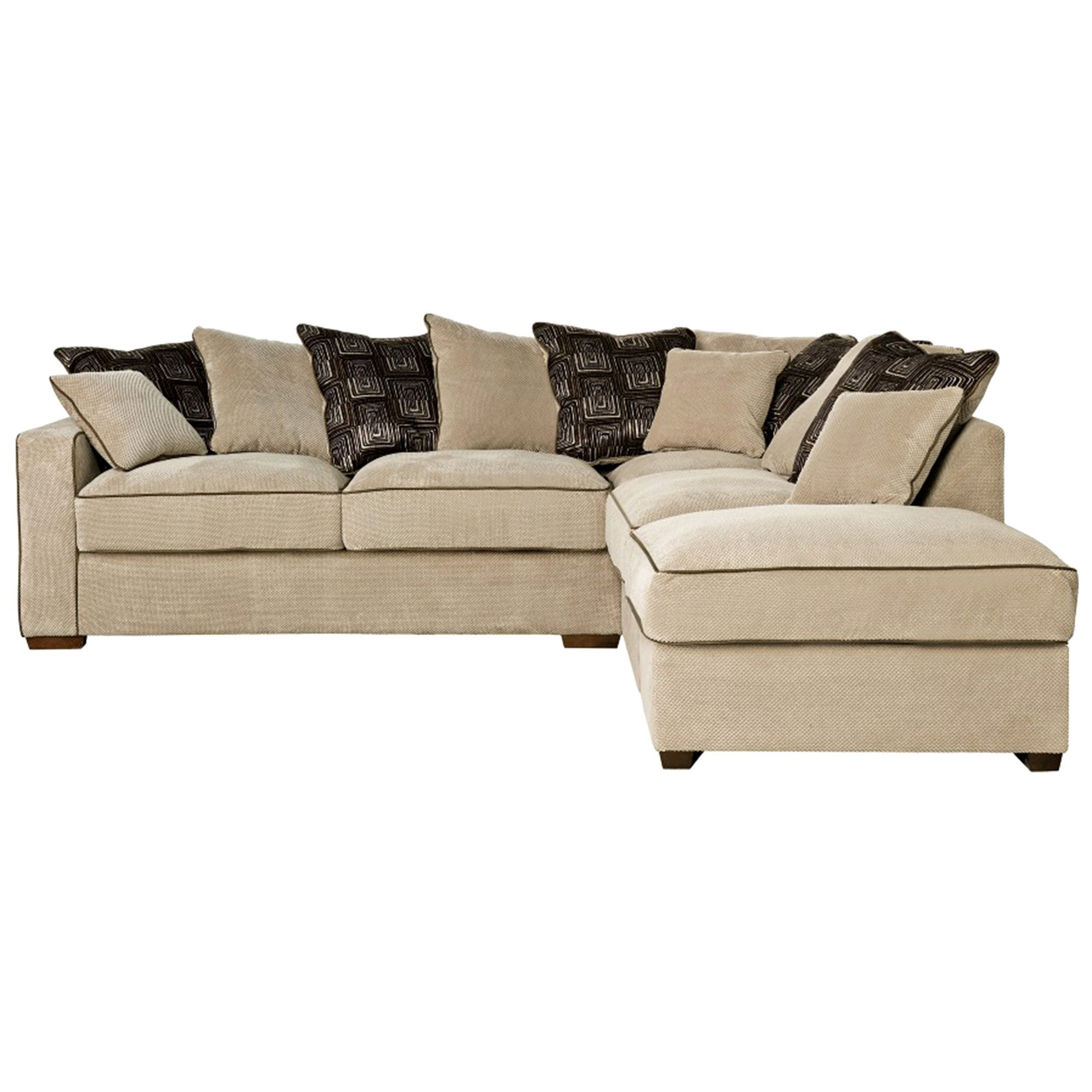 Buxton Collection Corner Sofa
