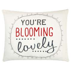 You're Blooming Lovely Cushion