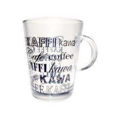 Printed Word Mug