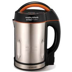 Morphy Richards Stainless Steel 1.6 Litre Soup Maker
