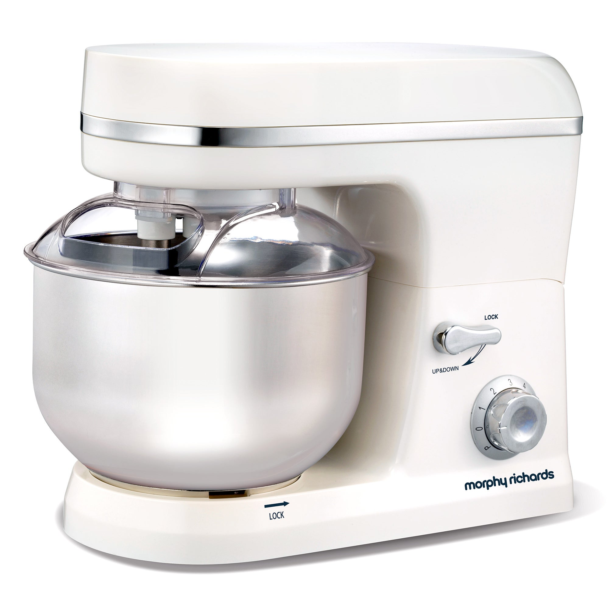 Morphy Richards Accents 400004 White Stand Mixer