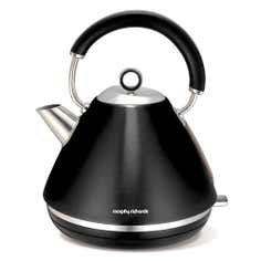 Morphy Richards Black Accents Traditional Kettle