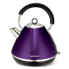 Morphy Richards Accents 102020 Plum Traditional Kettle