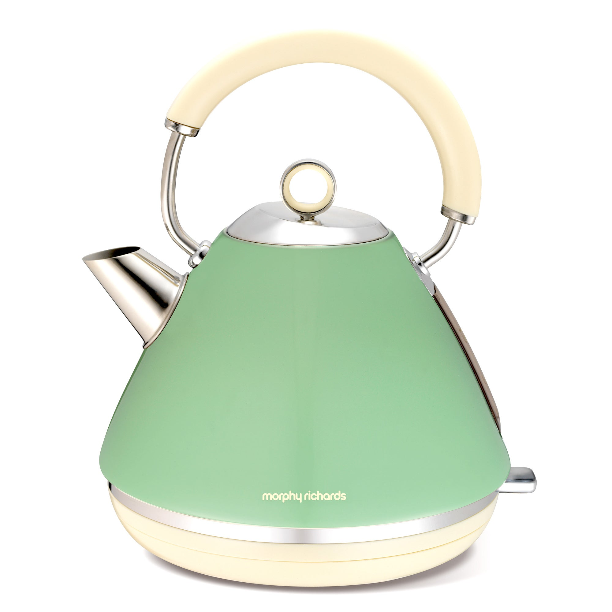 Morphy Richards Accents 102001 Sage Green Traditional Kettle