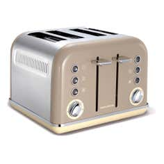 Morphy Richards Accents 242008 Barley 4 Slice Toaster