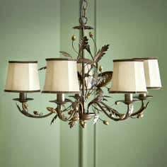 Dorma Carrington 5 Light Fitting
