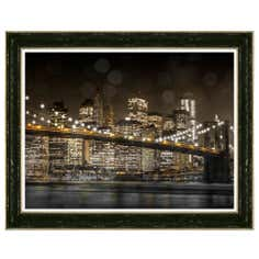 Dorma New York Framed Print